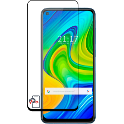 Protector de cristal templado Xiaomi Redmi Note 9 Full Screen