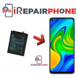 Cambiar Batería Xiaomi Redmi Note 9