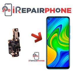 Cambiar Micrófono Xiaomi Redmi Note 9