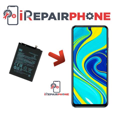 Cambiar Batería Xiaomi Redmi Note 9S