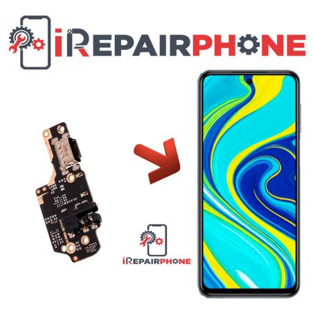 Cambiar Conector de Carga Xiaomi Redmi Note 9S