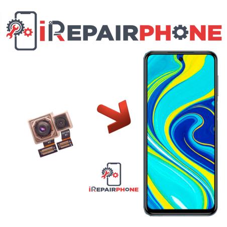 Cambiar Cámara Trasera Xiaomi Redmi Note 9S