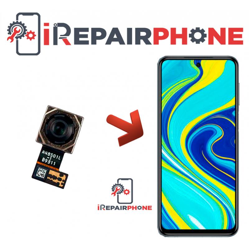 Cambiar Cámara Frontal Xiaomi Redmi Note 9S