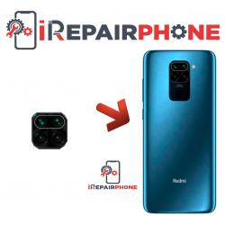 Cambiar Cristal Cámara Trasera Xiaomi Redmi Note 9S