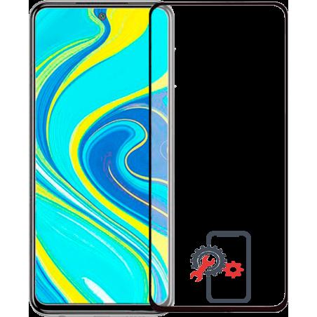 Protector de cristal templado Xiaomi Redmi Note 9S Full Screen