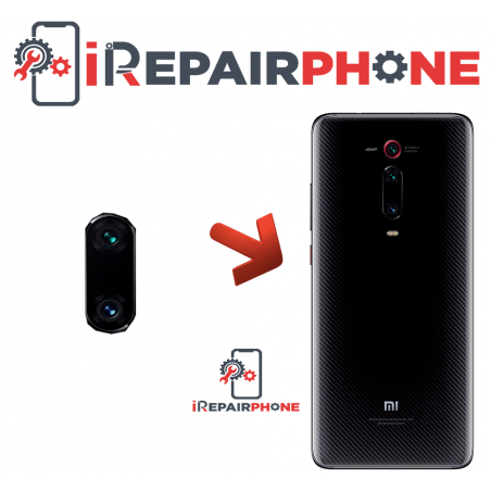 Cambiar Cristal de Cámara Trasera Xiaomi Mi 9T