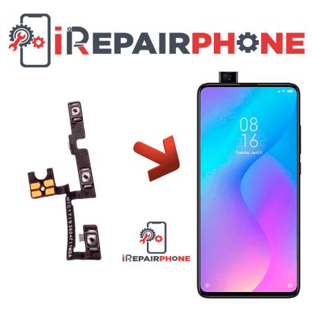Cambiar Flex de Volumen y Encendido Xiaomi Mi 9T