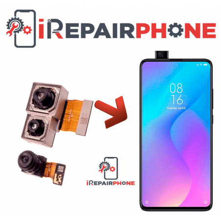 Cambiar Cámara Trasera Xiaomi Mi 9T Pro