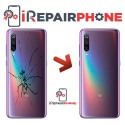 Cambiar tapa trasera Xiaomi Mi 9