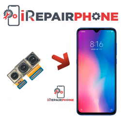 Cambiar Cámara Trasera Xiaomi Mi 9
