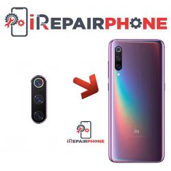 Cambiar Cristal Cámara Trasera Xiaomi Mi 9