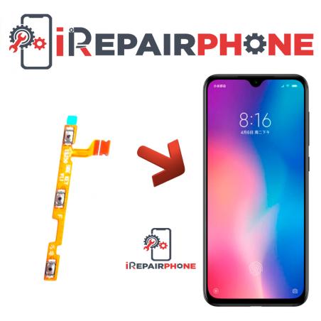 Cambiar flex de encendido y volumen Xiaomi Mi 9 SE