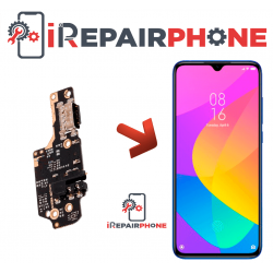 Cambiar Conector de Carga Xiaomi Mi 9 Lite