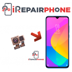 Cambiar Cámara Trasera Xiaomi Mi 9 Lite