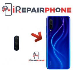 Cambiar Cristal Cámara Trasera Xiaomi Mi 9 Lite