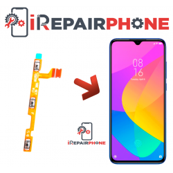 Cambiar Botones de Volumen y Silencio Xiaomi Mi 9 Lite