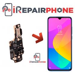 Cambiar Micrófono Xiaomi Mi 9 Lite