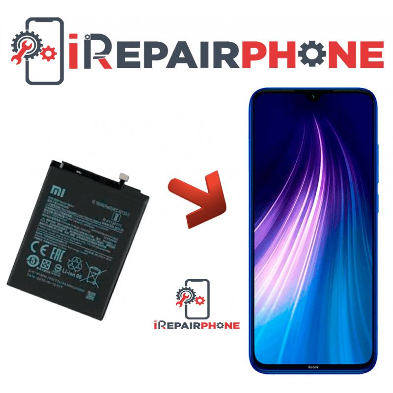 Cambiar Batería Xiaomi Redmi Note 8T