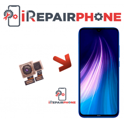 Cambiar Cámara Trasera Xiaomi Redmi Note 8T
