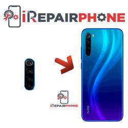 Cambiar Cristal Cámara Trasera Xiaomi Redmi Note 8T