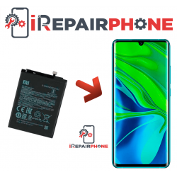 Cambiar Batería Xiaomi Mi Note 10