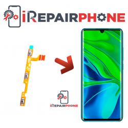Cambiar Botones de Volumen y Silencio Xiaomi Mi Note 10