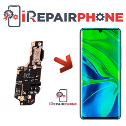 Cambiar Micrófono Xiaomi Mi Note 10