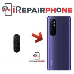Cambiar Cristal Cámara Trasera Xiaomi Mi Note 10 Lite