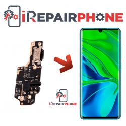 Cambiar Conector de Carga Xiaomi Mi Note 10 Pro