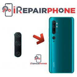 Cambiar Cristal Cámara Trasera Xiaomi Mi Note 10 Pro