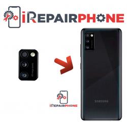 Cambiar Cristal Cámara Trasera Samsung Galaxy A41