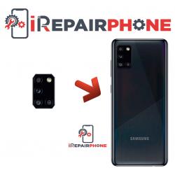 Cambiar Cristal Cámara Trasera Samsung Galaxy A31 SM-A315F