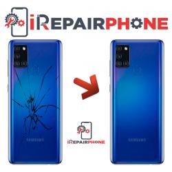 Cambiar Tapa Trasera Samsung Galaxy A21S SM-A217F