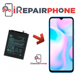 Cambiar Batería Xiaomi Redmi 9A