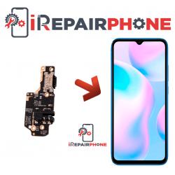 Cambiar Conector de Carga Xiaomi Redmi 9A