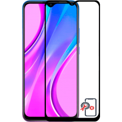 Protector de cristal templado Xiaomi Redmi 9 Full Screen