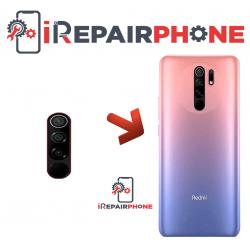 Cambiar Cristal Cámara Trasera Xiaomi Redmi 9