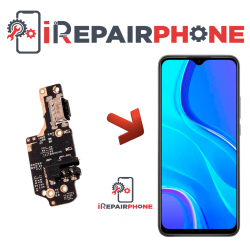 Cambiar Micrófono Xiaomi Redmi  9