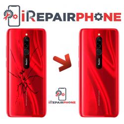 Cambiar tapa trasera Xiaomi Redmi 8
