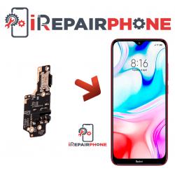 Cambiar Conector de Carga Xiaomi Redmi 8