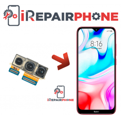 Cambiar Cámara Trasera Xiaomi Redmi 8