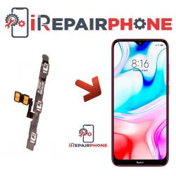Cambiar Botones de Volumen y Silencio Xiaomi Redmi 8