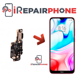Cambiar Micrófono Xiaomi Redmi 8