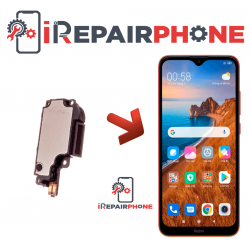 Cambiar Altavoz de música Xiaomi Redmi 8A