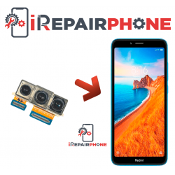 Cambiar Cámara Trasera Xiaomi Redmi 7A