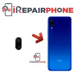 Cambiar Cristal Cámara Trasera Xiaomi Redmi 7