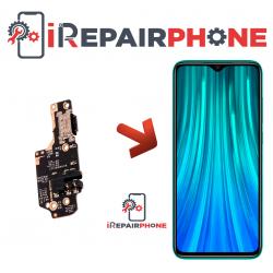 Cambiar Conector de Carga Xiaomi Redmi Note 8 Pro