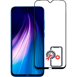 Protector de cristal templado Xiaomi Redmi Note 8 Full Screen