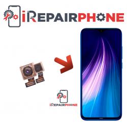 Cambiar Cámara Trasera Xiaomi Redmi Note 8