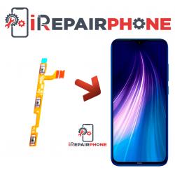 Cambiar Botones de Volumen y Silencio Xiaomi Redmi Note 8